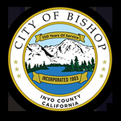 city of bishop logo